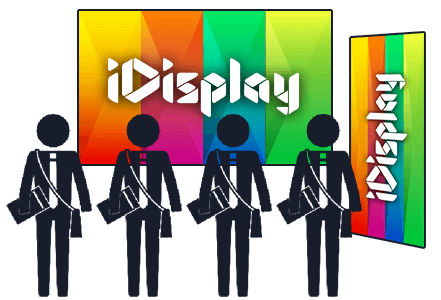 Exhibition Large LED Video Wall Screen Display Rental
