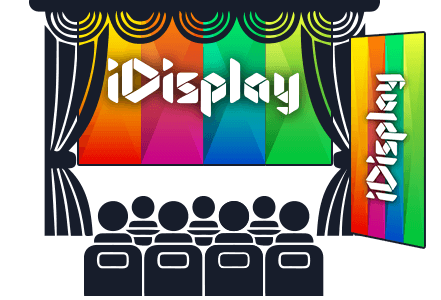 Show Large LED Video Wall Screen Display Rental